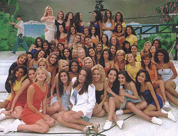 garotas do Fantasia