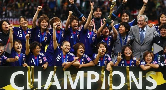japan champion