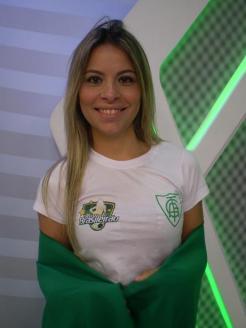 Flávia - América-MG
