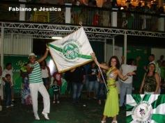 Fabiano e Jéssica