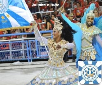 Julinho e Rute - VIla Isabel