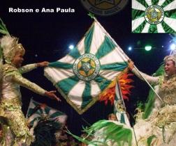Robson e Ana Paula - Mocidade
