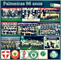 PALMEIRAS 98 ANOS