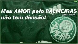 Palmeiras - Amor sem divisão