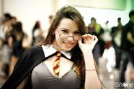 Fran Fernandes - Cosplay Harry Potter