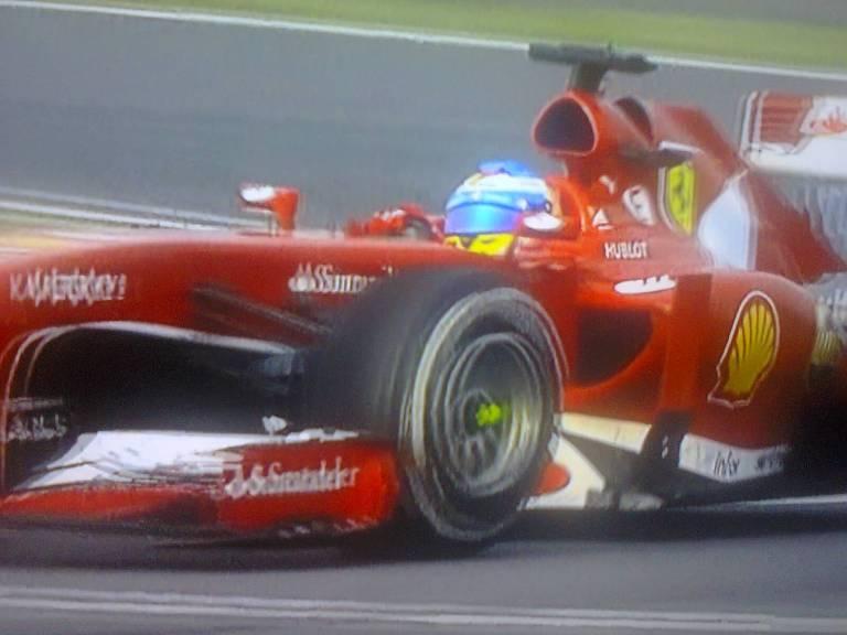 Alonso vence GP da China