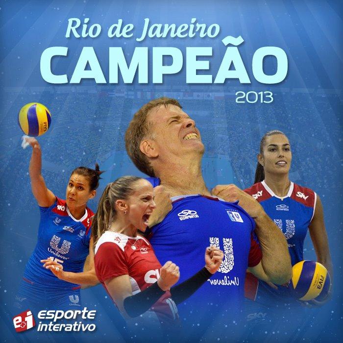 Unilever-Rio de Janeiro Campeão