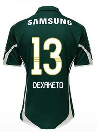 Dexaketo - Camisa 13 do Verdão