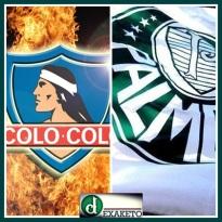 Palmeiras X Colo Colo