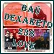 Bau Dexaketo 238 - Love