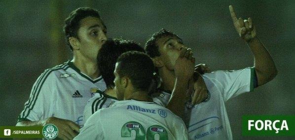 Palmeiras vence América-RN