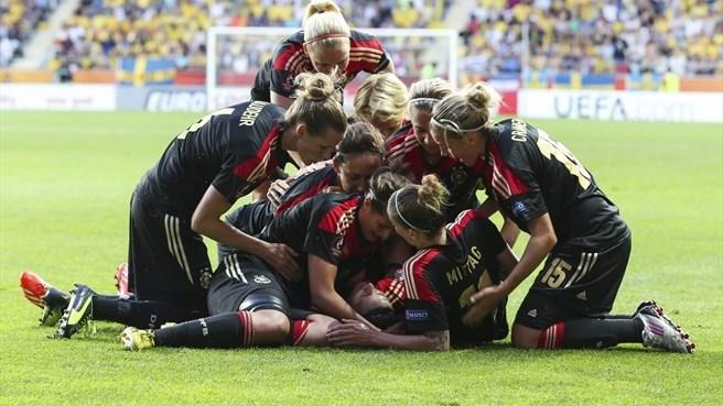 Germany wins Sweden