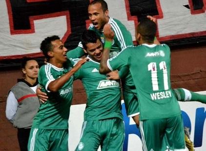 Palmeiras 1x0 JEC