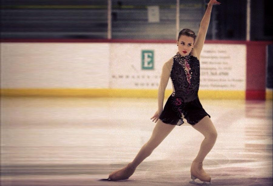 Isadora Williams patinadora brasileira