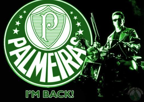 Palmeiras I'm Back