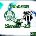 Palmeiras X Ceara