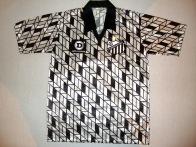 Uniforme Bragantino Anos 90