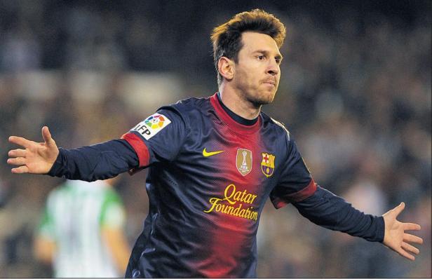 04 - Messi (Barcelona - ESP)