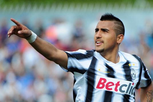 07 - Vidal (Juventus - ITA)