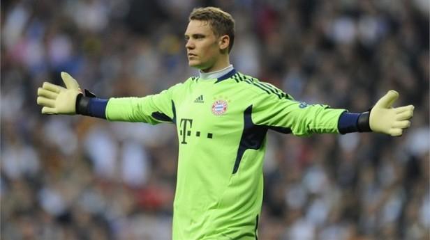 08 - Neuer (Bayern - ALE)