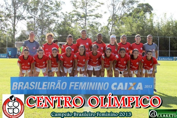 Centro Olimpico Campeão Brasileiro Feminino 2013
