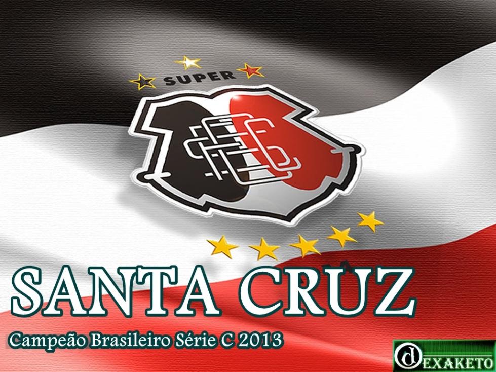 Santa Cruz Campeão Brasileirão Serie C 2013