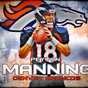Peyton Manning - Broncos