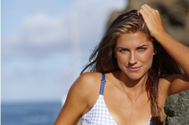 Alex Morgan I Love