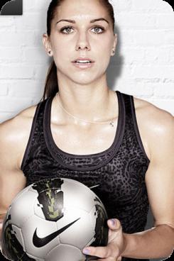 Alex Morgan My favorite player soccer