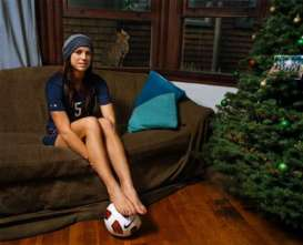 Alex Morgan
