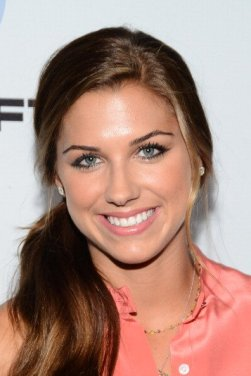 Alex Morgan Smile 2