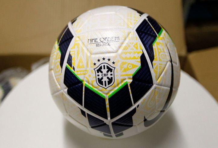 Bola Oficial Brasileirão Série A e Copa do Brasil 2014