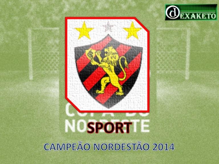 Sport Campeão Nordestão 2014