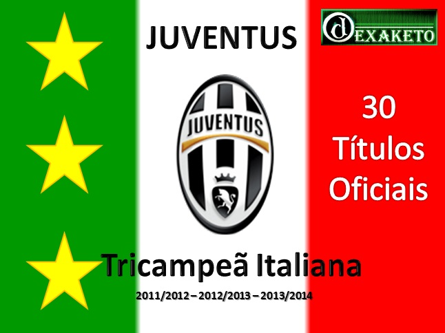 Juventus Tricampeã