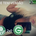 Palmeiras 2x0 Goias