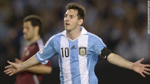 4 - Messi