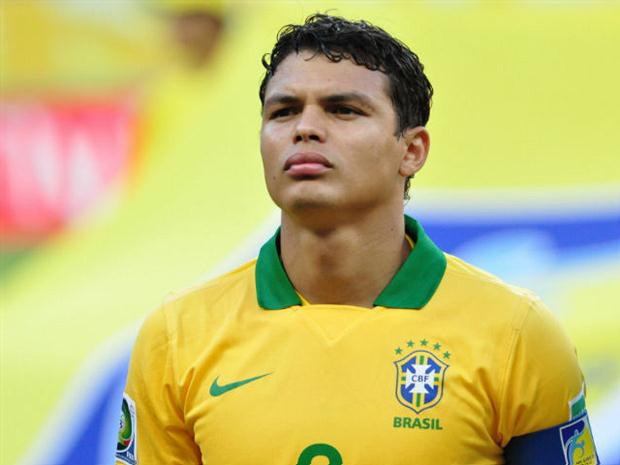 10 - Thiago Silva