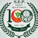 100 anos Palmeiras