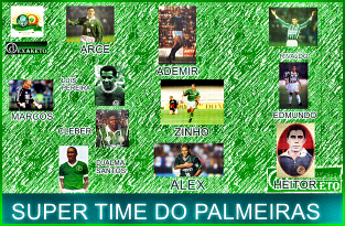 Super Time do Palmeiras