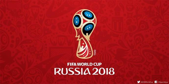 Logo Copa do Mundo Russia 2018