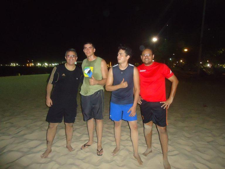 Seleção IEFES Beach Handball!