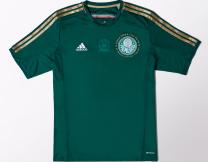 Camisa Especial do Palmeiras em Retorno ao Palestra