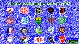 Clubes Participantes Serie C 2015
