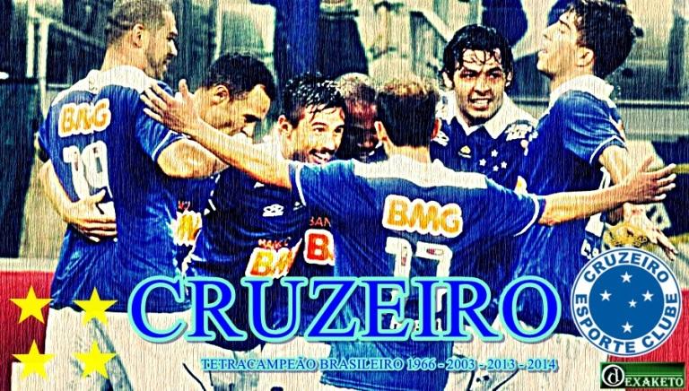 Cruzeiro Tetracampeao Brasileiro
