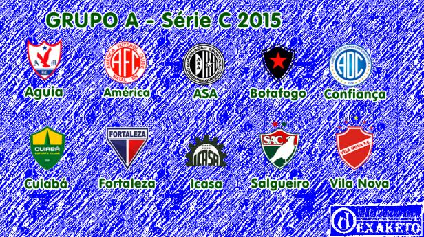 Grupo A Serie C 2015