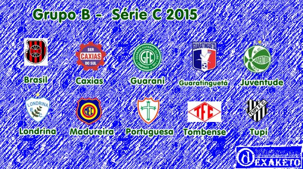Grupo B Serie C 2015