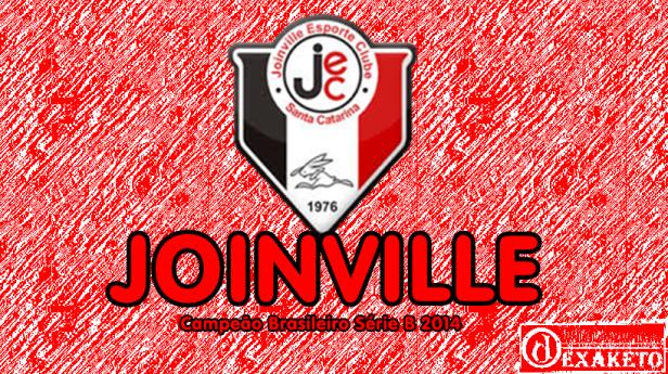 Joinville Campeão Brasileiro Série B 2014