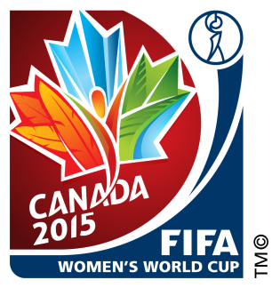 Logo Canada 2015 FIFA Womens World Cup