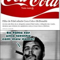 Coca em Cuba