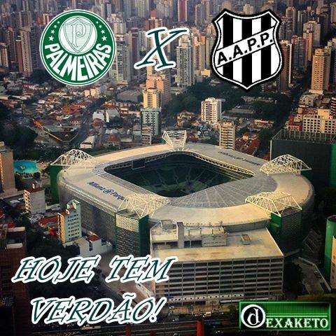 Palmeiras X Ponte Preta - Hoje Tem Verdão - Dexaketo